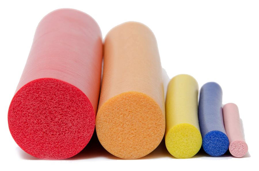silicone sponge piping
