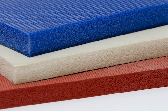 silicone sponge sheets